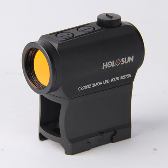 Holoson Red Dot 2  Auto Awake with High/Low Mount