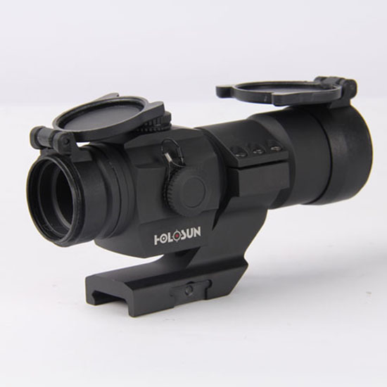 Holosun Red Dot 30MM with Cantilever Weaver Mount Parallax Free, PEO/MAO