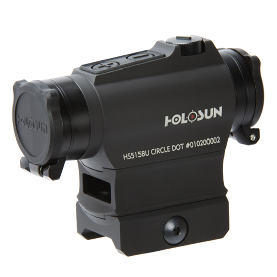 Holosun Red Dot Dual Reticle Non Solar QR Mount