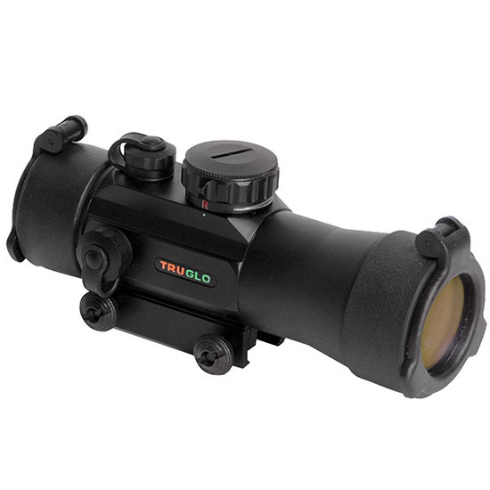 TRUGLO RED DOT 2X42MM DUAL/MULTI RET