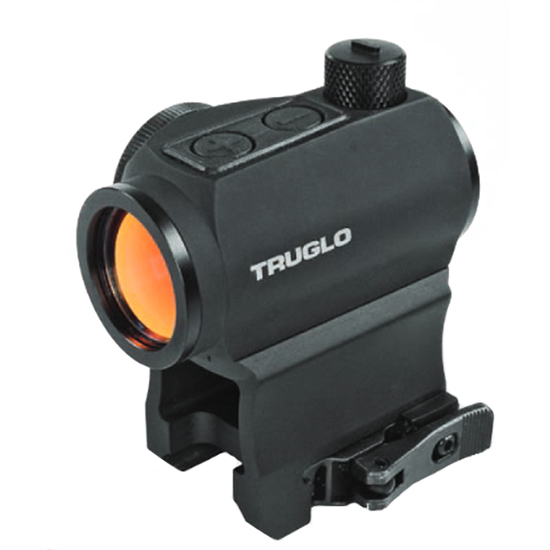 TRUGLO TRUTEC RED DOT 2OMM BLK QD