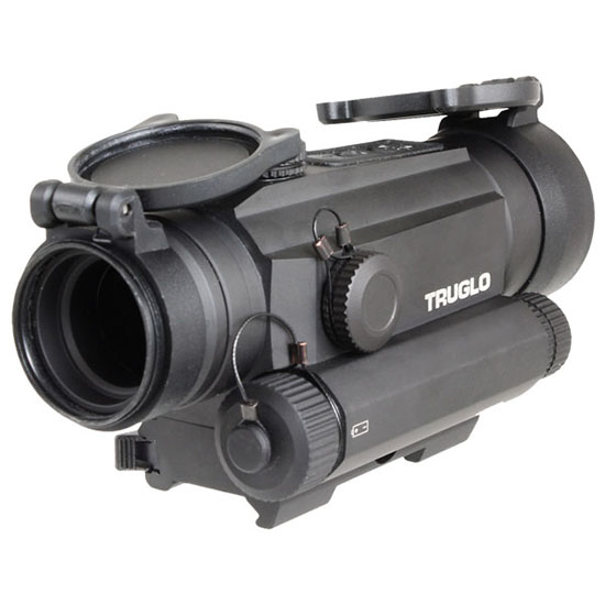 TRUGLO TRUTEC RED DOT 30MM BLK