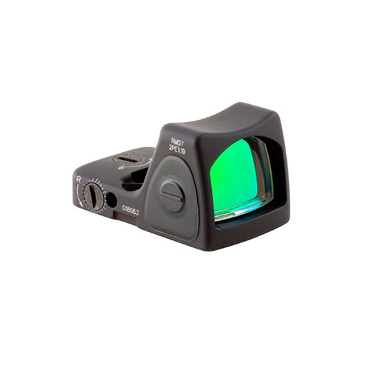 TRIJICON RMR LED 6.5 RED DOT ADJUSTABLE