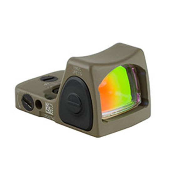 TRIJICON RMR LED 6.5 RED DOT CK FDE