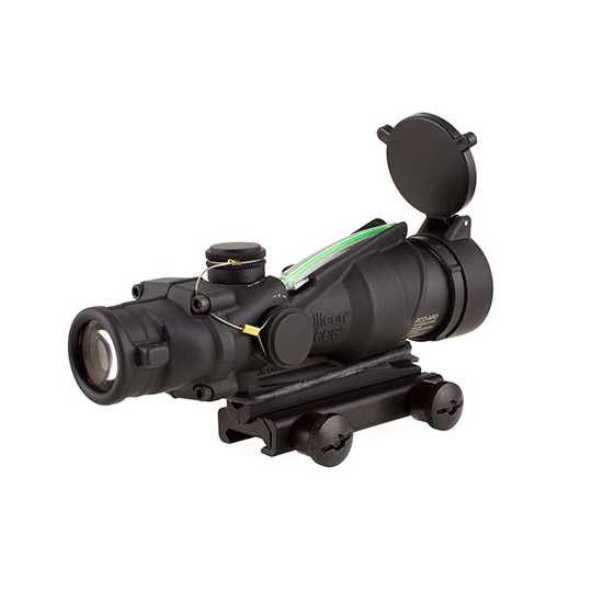 TRIJICON ACOG 4X32 GREEN RETICLE W/TA51 MOUNT