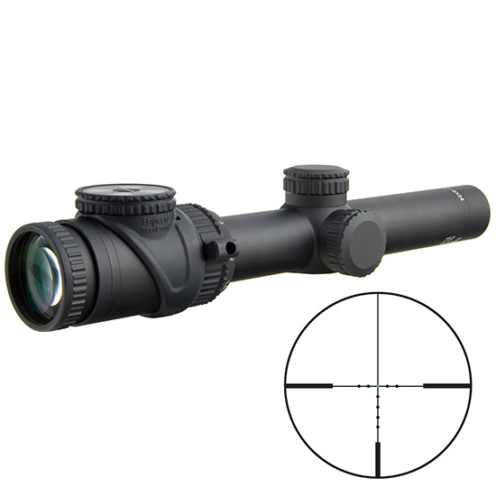 TRIJICON ACCUPOINT 1-6X24 GRN MOA CROS 30MM
