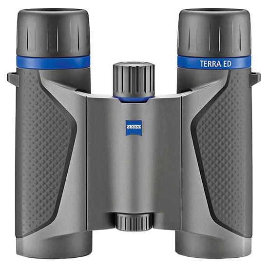 ZEISS TERRA ED POCKET BINO 10X25 BLK