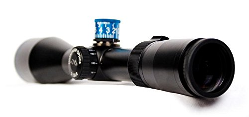 Huskemaw 10520BD 5-20x50mm Blue Diamond Rifle Scope 30mm ...