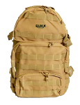 Rukx Gear Tactical, Rukx Atict3dt   Tact 3 Day Backpack Tan