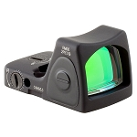 Trijicon RMR Type 2 Adjustable LED  3.25  Red Dot Reticle, Black