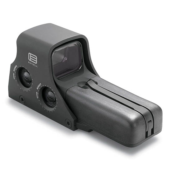 EOTECH 512 TACTICAL HWS A65  68 MOA RING W/DOT
