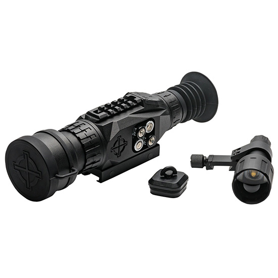 SIGHTMARK WRAITH HD 4-32X50 DIGITAL SCOPE