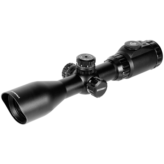 UTG 2-7X44 SCOUT SCOPE LONG EYE RELIEF A0 36 CL