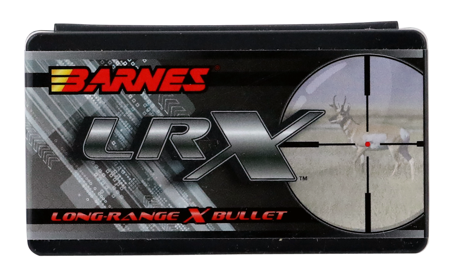 Barnes Bullets Lrx, Brns 30295 .284 139 Lrxbt 50