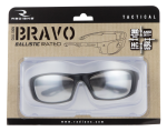 Radians Bravo, Rad Csb1009bx  Bravo Glasses Black/ice