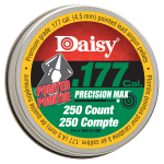 Daisy Precisionmax, Daisy 987777-406 Pointed Pellet 177 250