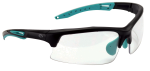 Walkers Game Ear Sport Glasses, Wlkr  Gwp-tlsgl-clr Sport Glasses Clear/teal Frame