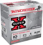 Winchester Ammo Super-x, Win Xbp10      Upland Blank      25/10