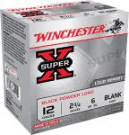 Winchester Ammo Super-x, Win Xbp12      Upland Blank      25/10