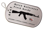 Real Avid/revo Field Guide, Avid Avak47r    Ak47 Field Guide