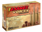 Barnes Bullets Vor-tx Rifle, Brns 31191 Bb556x2     5.56x45    70 Tsx Bt  20/10