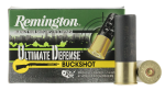 Remington Ammunition Ultimate Defense, Rem 20633 12hb00hd   Ulthd 12 00 Buck   5/20