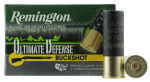Remington Ammunition Ultimate Defense, Rem 20639 12hb4hd    Ulthd 12 4  Buck   5/20