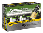 Remington Ammunition Ultimate Defense, Rem 20681 20brr3hd   Ulthd 20 3  Buck   5/20