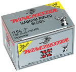 Winchester Ammo Super-x, Win X123rs15vp Supx            Slug  15/10