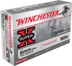 Winchester Ammo Super-x, Win X6mmr2        6mm    100pp   20/10