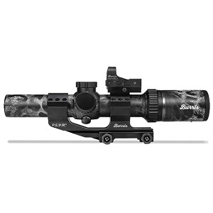 BUR 1-4X24 MTAC BALL AR IR BLK OUT W/ FASTFIRE