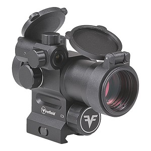 FIREFIELD IMPULSE 1X30 RED DOT SIGHT W/ RED LAS