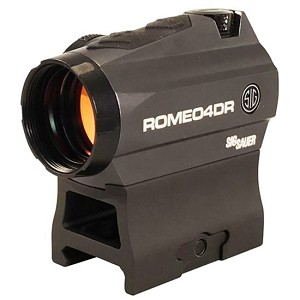 SIG ROMEO4 COMPACT SIGHT 0.5 MOA CIRCLE DOT