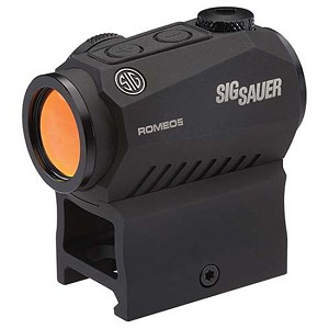 SIG ROMEO5 COMPACT RED DOT SIGHT 1X20MM 2MOA