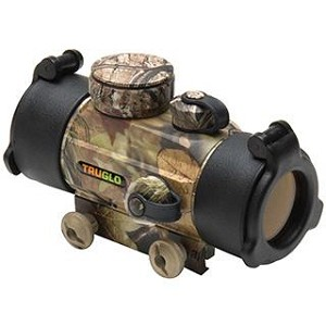 TRUGLO RED DOT 30MM CAMO 5 MOA RED DOT