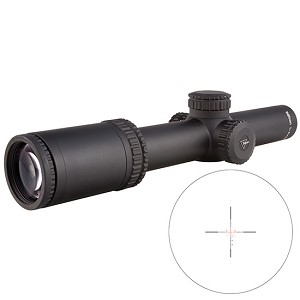 TRI ACCUPOWER 1-4X24 RIFLESCOPE MOA