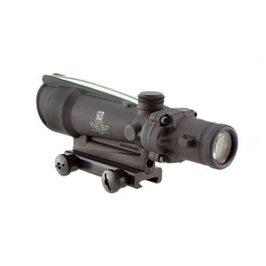 TRIJICON ACOG 3.5X35 308 RET GREEN HORSESHOE DOT
