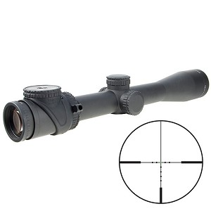TRIJICON ACCUPOINT 2.5-12.5X42 GRN MOA DOT