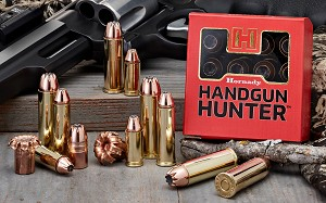 Hornady Handgun Hunter, Horn 90281 Handgun Hunter 9mm      Monoflex  25/10