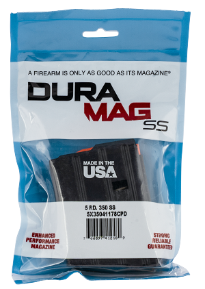 C Products Defense Inc Duramag, Cpd 1035041178cpd 350 10rd Ss  Blk Mag Blk Followr